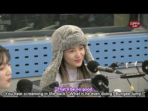[ENG] 181204 Red Velvet (레드벨벳) Boom Boom Power Radio