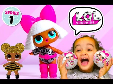 Lol Surprise Dolls Toy Opening Little Outrageous 7