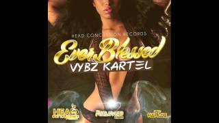 Vybz Kartel - Ever Blessed [Raw] Nov 2012