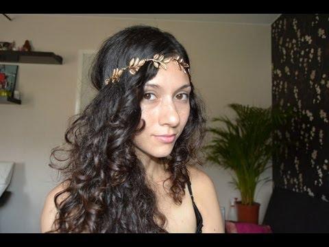 Как можно уложить мокрые волосы