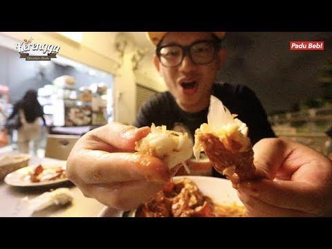 Chilli Crab RM142 Paling Padu Di Singapore | Padu Beb Travel Singapore Part 3 (ENG SUBS)
