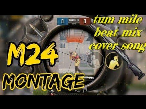 #pubg-#m24-#montage-#epic-#shot-tum-mile-song-beat-crack-by-noob-rg