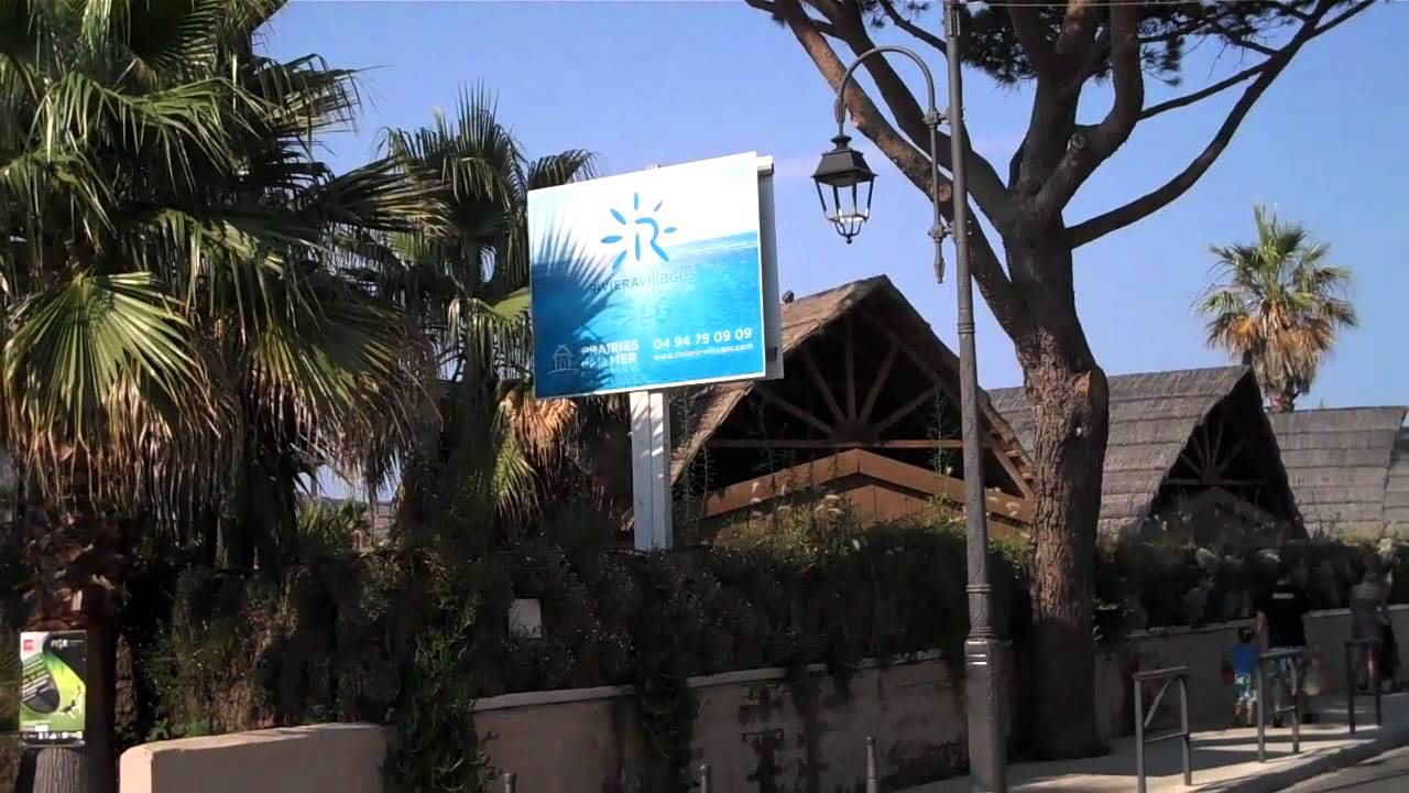 Riviera villages prairies de la mer port grimaud - Camping la prairie de la mer port grimaud ...