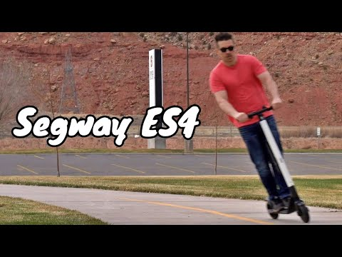 Segway Ninebot ES4 Scooter Review | Segway Scooter | Ninebot ES4 Scooter