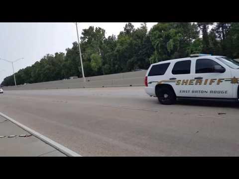BRPD Officer Matthew Gerald Funeral Procession
