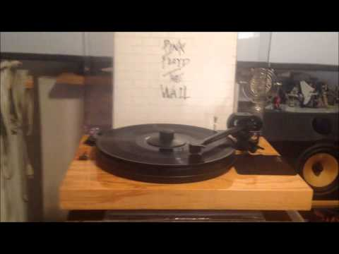 PINK FLOYD - THE WALL (SIDE A) VINYL (2013)