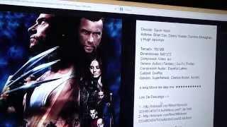 X-Men Orígenes: Wolverine - [2009] [Audio Latino] [DVDRIP] [2 Link] [BITSHARE] [BILLIONUPLOADS]