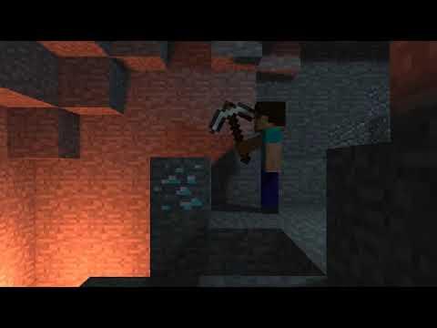 Pamtri Minecraft- Steve Mining Diamond for 10 Hours