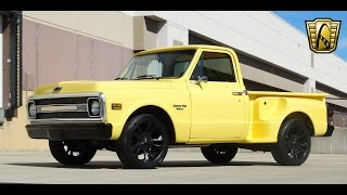 1970 Chevrolet C10 stock6783 Gateway Classic Cars STL