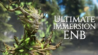 Epic Cinematic (200+ mods) - Ultimate Immersion SE ENB | Skyrim SE Ultra Realistic Graphics