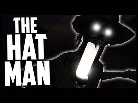 HUNTED BY SHADOW!   The Hat Man: Shadow Ward Gameplay