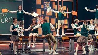 «Танцуют все!». Экспериментальная хореография. «The First Crew»