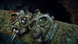 Top 10 STRANGEST Things Found Underwater!