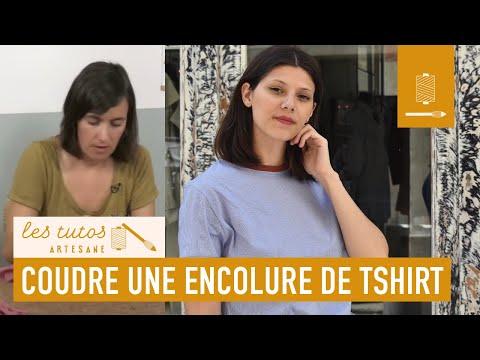 LE JERSEY PAS FACILE A COUDRE ...PETITE VIDEO