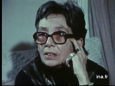 "Marguerite Duras à propos de India song(27 avril 1975 -14'28"")"