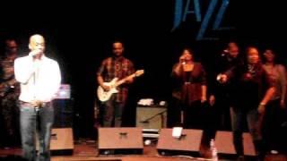 Rahsaan Patterson, Lalah Hathaway, and B-Slade