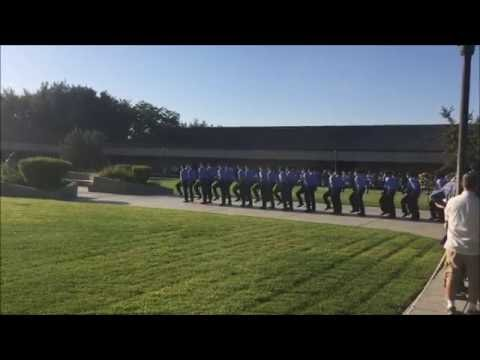CHP Academy Retirees Day Opening Ceremony 9 -6-16