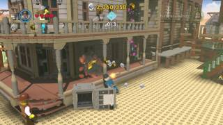 The LEGO Movie Video Game - Robo (SWAT) Gameplay and Unlock Location