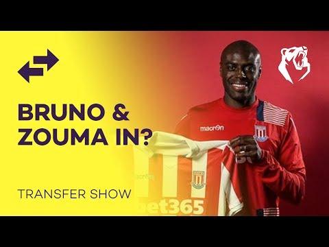 BRUNO & ZOUMA IN? | Transfer Show | The Bear Pit TV
