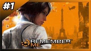 Remember ME - Detonado - Episódio 1 -Nilin DJ das Memórias