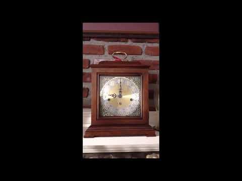 Howard Miller 612 429 Samuel Watson Mantel Clock Whittington Chime