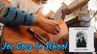 Car Seat Headrest - Joe Goes to School (Classical Guitar)