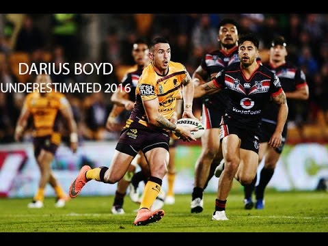 Darius Boyd - Underestimated 2016