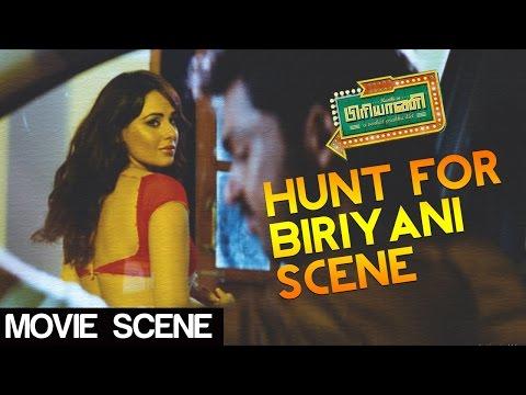 Biriyani - Hunt for Biriyani | Karthi, Hansika, PremG | Venkat Prabu | Yuvan