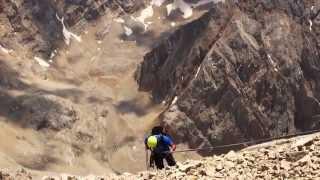 Demirkazık Doğu Çarşağı Klasik Rota Tırmanışı
