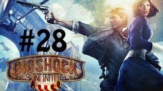 MAKING PROMISES - Bioshock: Infinite - Hard Walkthrough / Gameplay Part 28