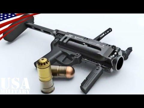 M320 & M203 Grenade Launcher - U.S. Forces Fire Training