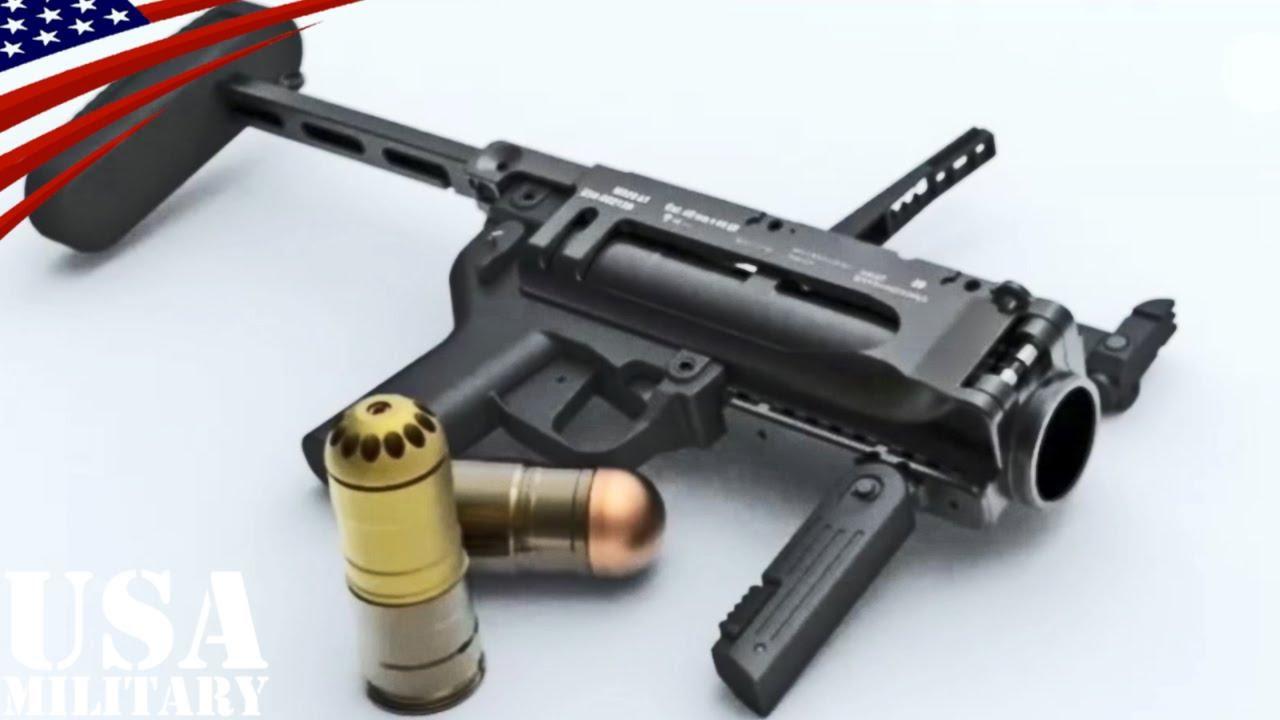 M320 & M203 グレネードランチャー 射撃訓練 - M320 & M203 Grenade Launcher ...