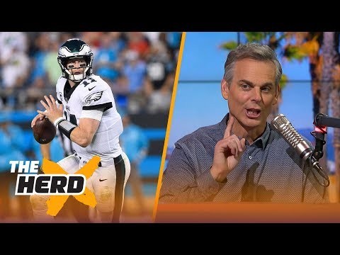 Herd Hierarchy: Colin's Top 10 NFL teams after 2017-18 Week 6 | THE HERD