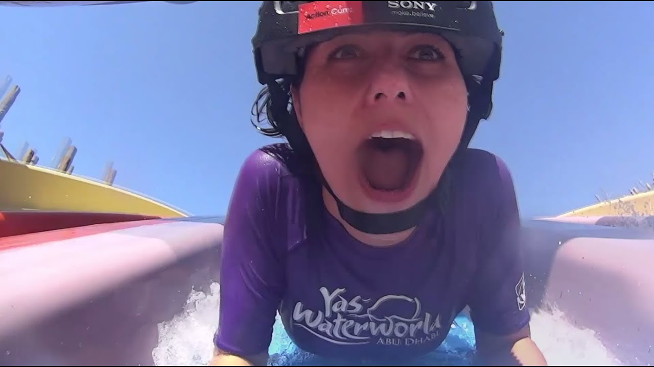 Radio 1 winner faces her fear and proves herself. Shot by the Sony Action Cam
