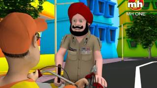 Happy With Angrej Singh Policeman | Superhit Punjabi Comedy | Latest Videos | MH1