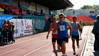 Легкая атлетика. Чемпионат Тамбовской области 2014. мужчины, бег 800 м.