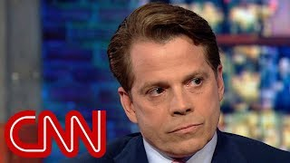 Anthony Scaramucci: Maybe Woodward's book is all true. So, what?