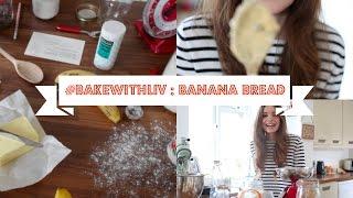 Easy Banana Bread Recipe | What Olivia Did