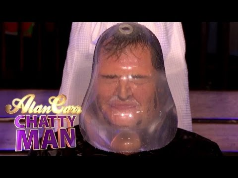 Joe Sugg and Caspar Lee Help Alan Attempt The Condom Challenge - Alan Carr: Chatty Man