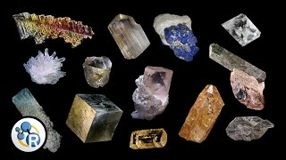 Salt, Diamonds and DNA: 5 Surprising Facts About Crystals