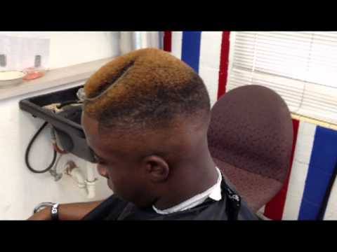 Juice Haircut By Travis The Barber Stylist Youtube