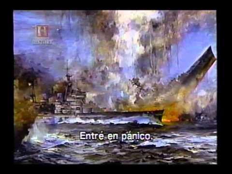 El hundimiento del Bismarck