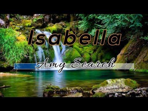 [Midi Karaoke] ♬ Amy Search - Isabella ♬ +Lirik Lagu [High Quality Sound]
