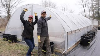 So You Want to WIN A GREENHOUSE?  Today is YOUR LUCKY DAY!