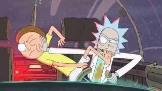 Рик и Морти   Rick and Morty 1x01 RUS Сыендук