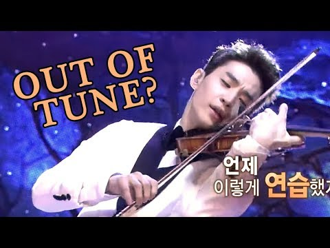 Henry Lau&39;s Violin Playing Gets Roasted??