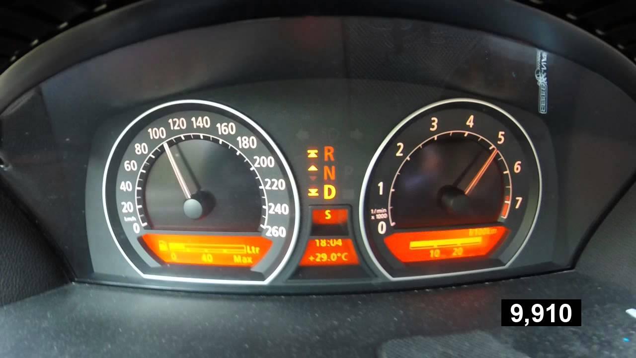 BMW 730i E65