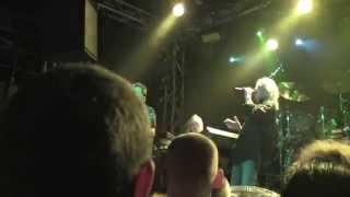 Magnum - Unwritten Sacrifice ( Live HD 720p @ Sticky Fingers, Gothenburg. 2014-04-10 )