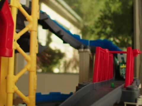 CHUGGINGTON Чаггингтон Игровой набор Большая стройка с Брюстером с 3 лет