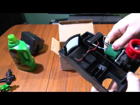 PestBye Jet Sprayer Review, Teardown And Spike Replacement